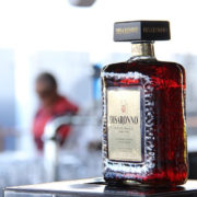 Amaretto Disaronno bij pizzeria La Copita in Akkrum