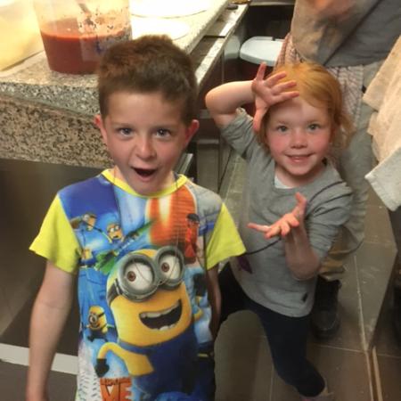 Kinderfeestjes bij pizzeria La Copita in Akkrum