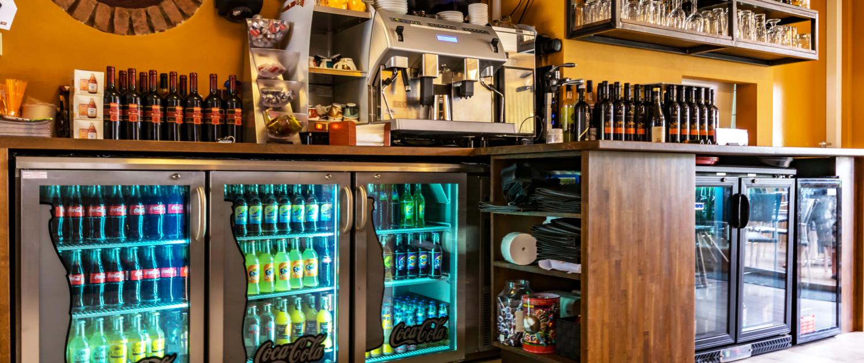 Nieuwe inrichting voor restaurant aan het water La Copita in Akkrum