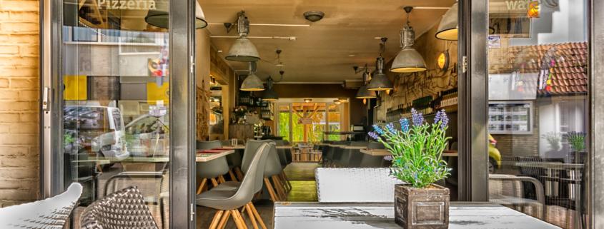 Bij pizzeria La Copita in Akkrum weet u dat het lekker wordt genieten!