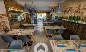 Neem een online kijkje bij pizzeria La Copita in Akkrum, Friesland